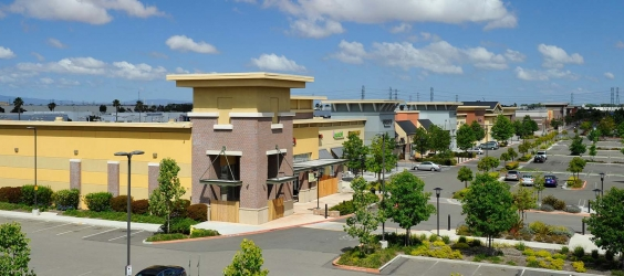 Commercial Land Development Project (Fremont Pacific Shopping Center)